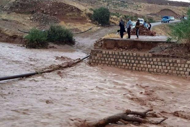 پیش بینی طغیان رودخانه های فصلی در هرمزگان