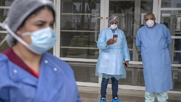 کرونا جان 115هزار نفر از کادر پزشکی در جهان را گرفت