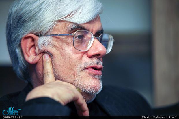 انتقادهای عارف از احمدی نژاد و روحانی