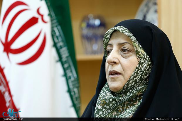 واکنش معصومه ابتکار به گردن زدن 37 نفر توسط حکومت عربستان