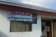 35 خانه هلال در روستاهای استان اردبیل فعال است