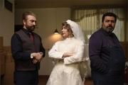 هانیه توسلی در لباس عروس+ عکس