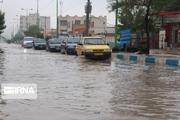 تاراز رکورددار بارندگی در خوزستان