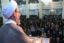 ملت ایران در مقابل زیاده خواهی آمریکا کوتاه نمی آیند