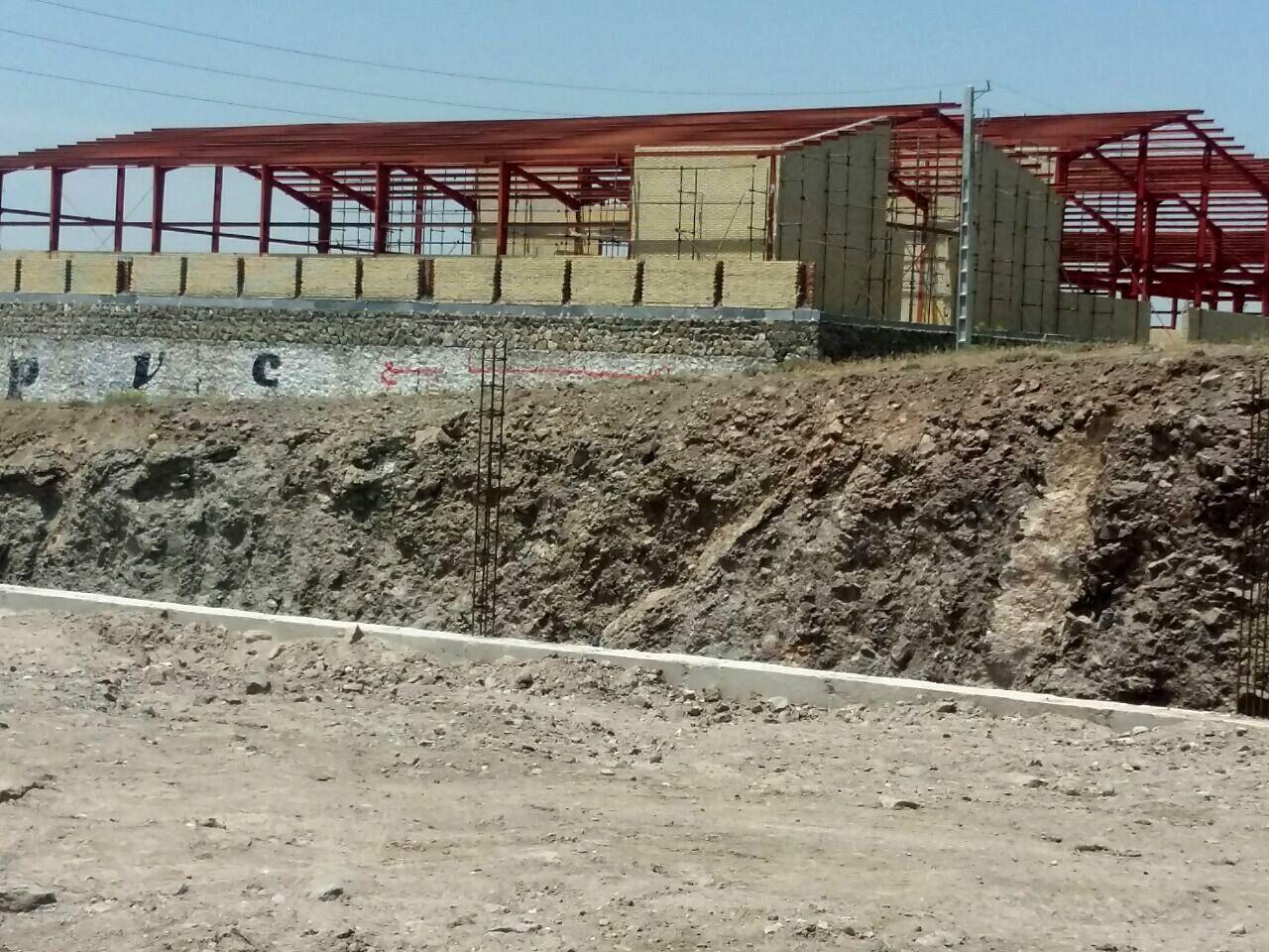 ناحیه صنعتی رضی مشگینشهر توسعه مییابد