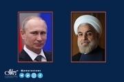 روحانی خطاب به پوتین: مناسبات با روسیه بیش از پیش توسعه و تعمیق مییابد