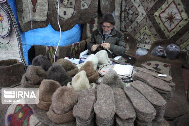طرح درجهبندی واحدهای صنایع دستی قزوین آغاز شد