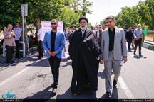 سید هادی خامنهای در گفت و گو با جماران: سخنان امثال ترامپ هیچ تاثیری بر مبارزه دائمی ملت ما علیه غاصبین فلسطین ندارد