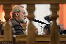 دفاع لاریجانی از عملکرد مجلس دهم