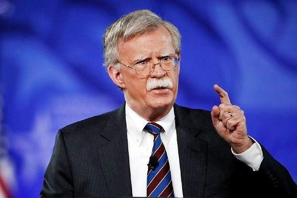 بولتون دو ادعای جدید علیه ایران مطرح کرد
