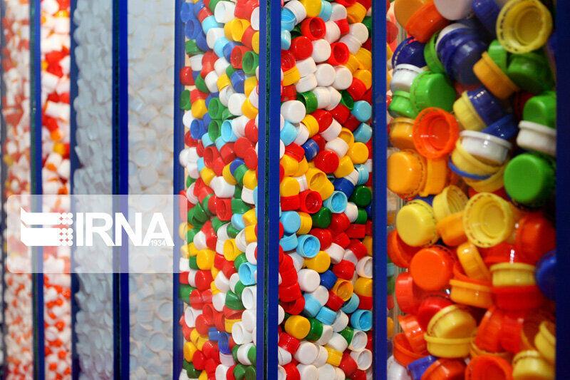 ۱۱.۸ هزار تن مصنوعات پلاستیکی از چهارمحال و بختیاری صادر شد
