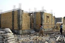 13 درصد واحدهای مسکونی روستایی در سروآباد مقاوم سازی شدند