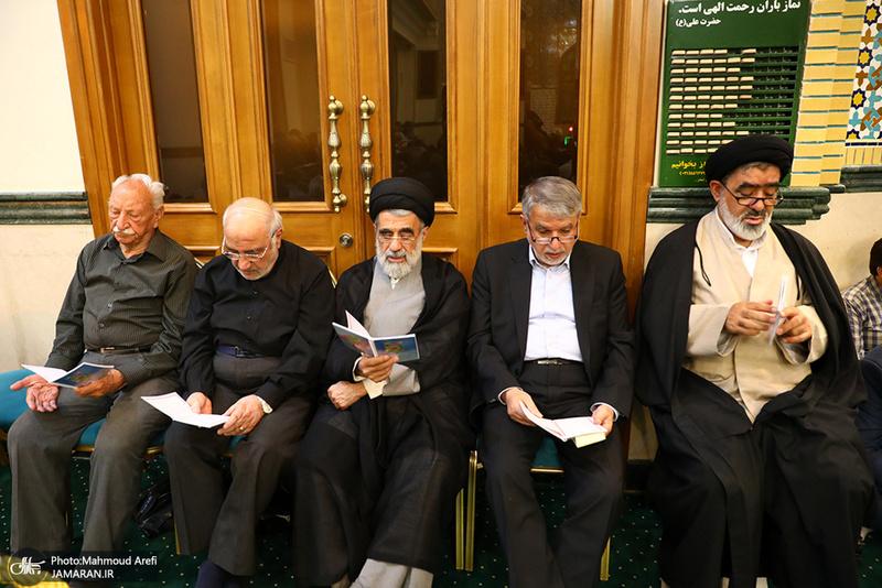 احیای شب نوزدهم ماه مبارک رمضان در مسجد جامع جماران