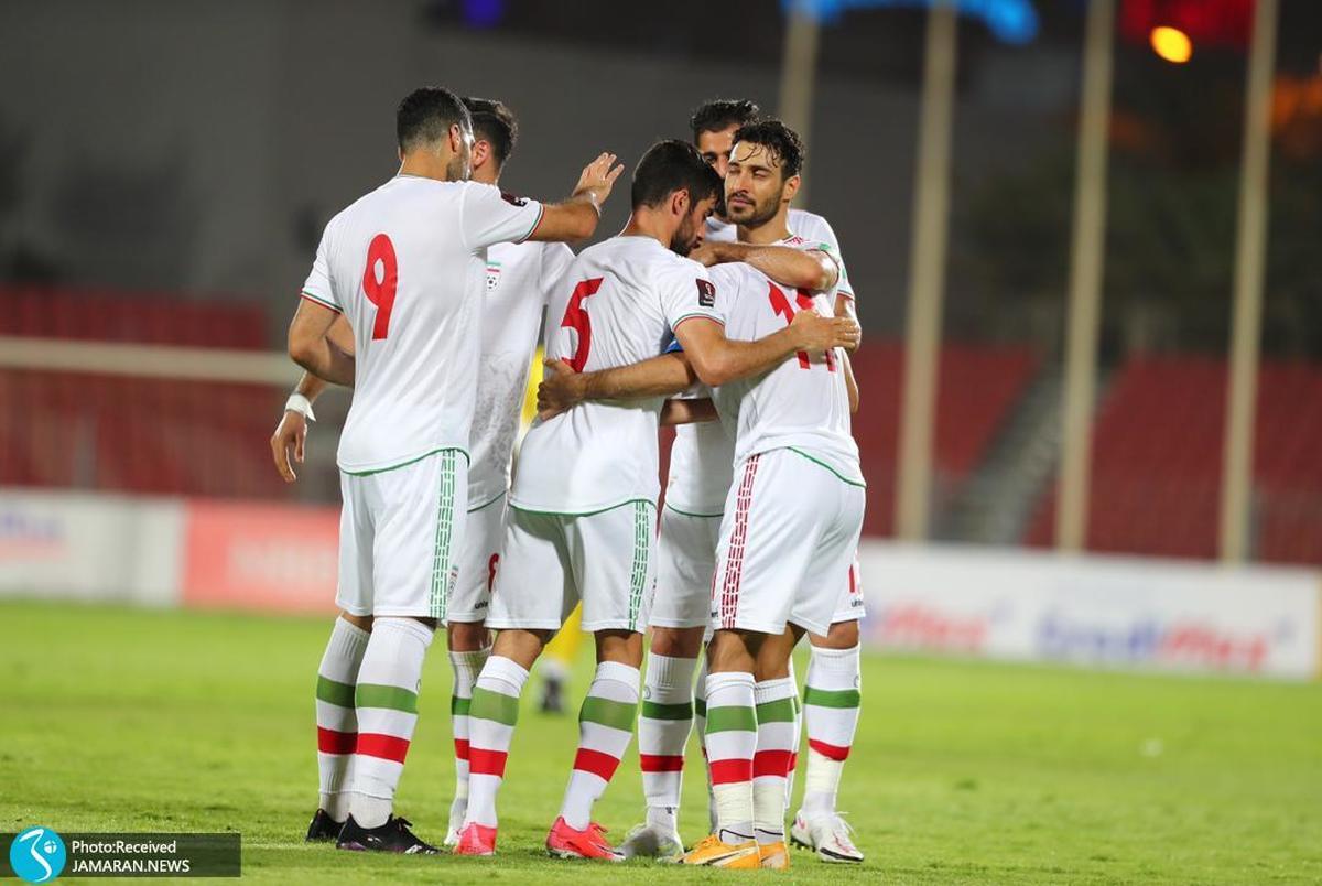 واکنش AFC وFIFA به پیروزی ایران مقابل هنگ کنگ+عکس