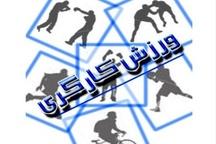 ارتقای جایگاه ورزش کارگری استان فارس از رتبه 20 به رتبه برتر کشوری
