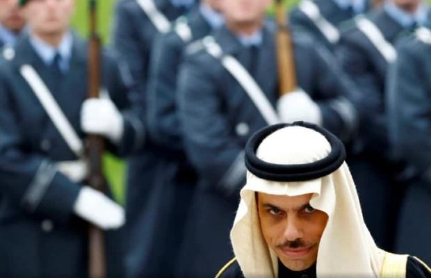 ادعای عجیب وزیر خارجه سعودی در مورد مذاکرات با ایران