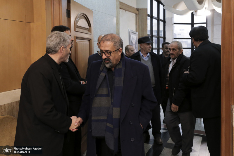 مراسم بزرگداشت مرحوم سیف الله یزدانی مدیر مسئول روزنامه عصر اقتصاد