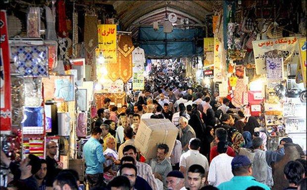 بازار شب عید، تعامل در قناعت