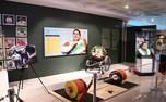 افتتاح بخش پهلوان با یادگاریهای سیامند رحمان در موزه ورزش