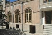 مرمت خانه قدیمی سرکاراتی تبریز ۷۰ درصد پیشرفت دارد