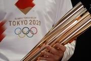 حمل مشعل المپیک توکیو 2020 با ماشین
