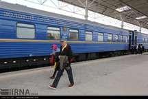 چهاردهمین قطار گردشگری خارجی وارد اصفهان شد