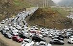 آخرین وضعیت ترافیک در محورهای مواصلاتی کشور