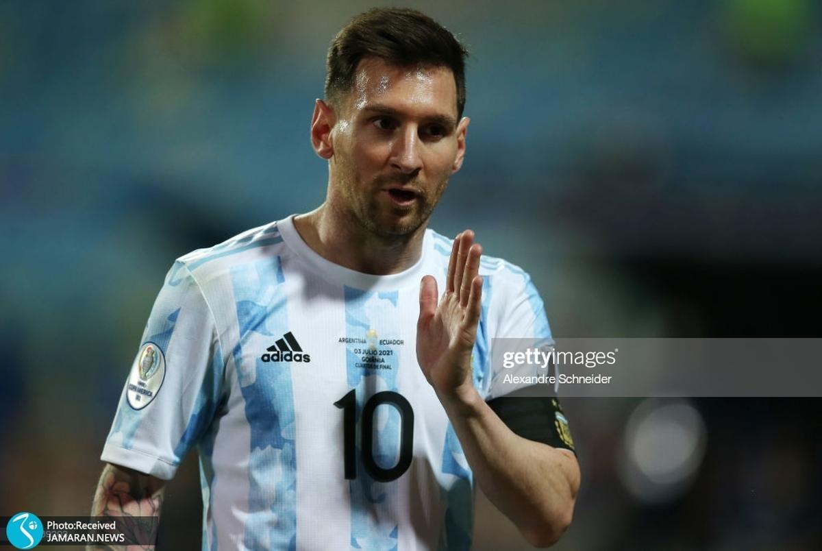مسی: میخواهم آرزوی هواداران آرژانتین را برآورده کنم