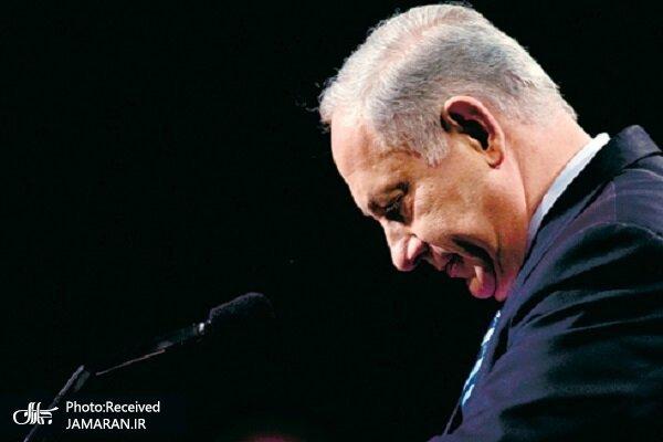 کار نتانیاهو تمام شد