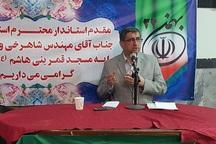 ملت ایران برابر هجمه آمریکا اراده ای قوی دارند