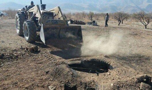 ۲ کوره زغال غیرمجاز در شهرستان لردگان تخریب شد