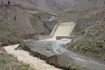 طرحهای آبخیزداری در کرمان سد راه سیلاب های مخرب شد