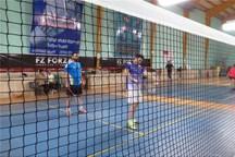 اردوی تیم ملی بدمینتون جوانان در سمنان آغاز شد