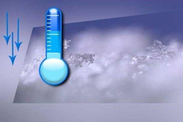 هوای استان قزوین سردتر میشود