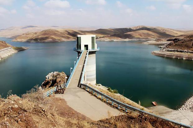 حجم آب سدهای زنجان 116 میلیون مترمکعب افزایش یافت
