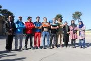 کوهنوردان کاشانی رهسپار هیمالیا شدند
