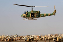 چهار فروند بالگرد از اصفهان به لرستان اعزام شد