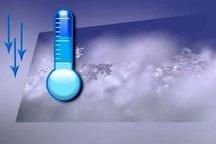 تکاب در اولین روز سال سردترین شهر آذربایجان غربی بود