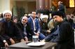 دیدار جمعی از گزینشگران آموزش و پرورش سراسر کشور با سید حسن خمینی