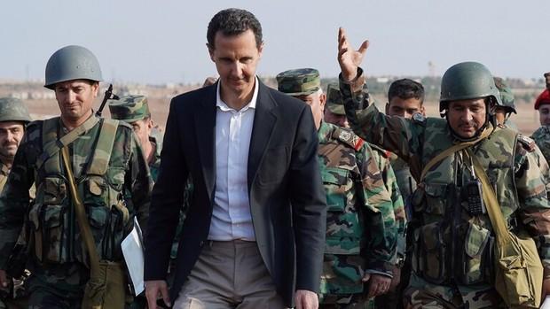 سؤالی که همیشه بشار اسد را می خنداند