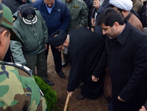 طرح نهالکاری همگانی در آذربایجانشرقی آغاز شد