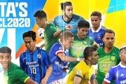 ۶ بازیکن پرسپولیس در تیم منتخب لیگ قهرمانان آسیا ۲۰۲۰+ عکس