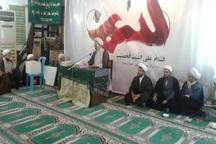 مردم لاهیجان به استقبال ماه رمضان رفتند