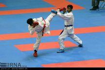 مسابقات کاراته با حضور ۸ کشور در فریدونکنار برگزار میشود