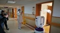 تولید رباتی برای ضدعفونی کردن سطوح/ تصاویر