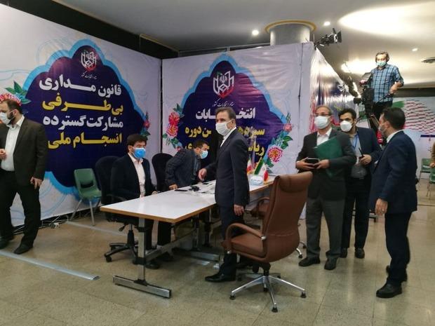 عباس آخوندی پس از ثبت نام در انتخابات: نگران ایرانم