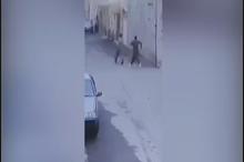 ویدئویی جدید از فرار زندانیان در سقز
