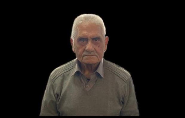 پدر افشین علا درگذشت