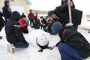 دومین برنامه جشنواره زمستان بیدار استان اردبیل برگزار شد
