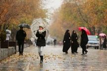 سامانه بارشی روز جمعه از همدان خارج می شود